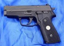 Average Joe's Handgun Reviews: Reintroduced SIG P225